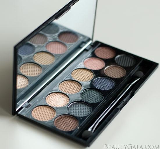 Lookbook: Sleek Makeup Storm Palette, Photographs & Swatches