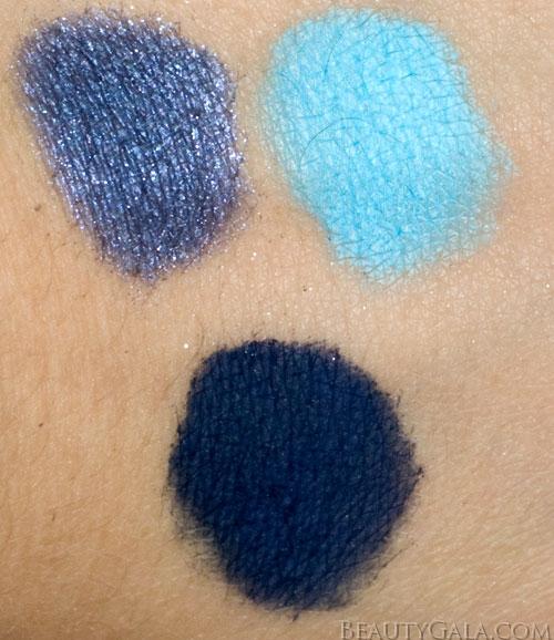 "Lookbook: Maybelline EyeStudio Color Explosion Eyeshadow Palette, ""Blue Blowout,"" Photographs & Swatches blue2 Type Reviews Maybelline Lookbook Eyes Categories Brands"