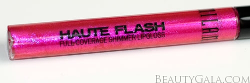 Last Call Lookbook: Milani Cosmetics Limited Edition Haute Flash Shimmer Lipgloss, Photographs & Swatches haute11 Type Reviews Milani Lookbook Lips Categories Brands