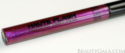 Last Call Lookbook: Milani Cosmetics Limited Edition Haute Flash Shimmer Lipgloss, Photographs & Swatches haute21 Type Reviews Milani Lookbook Lips Categories Brands