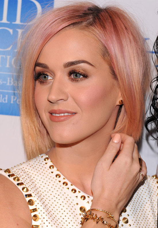 Video Tutorial Katy Perry Inspired Natural Bronze Makeup