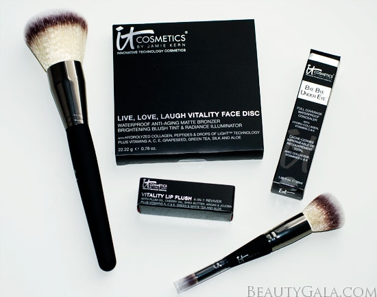 QVC Today's Special Value, Friday, July 27th, 2012: It Cosmetics