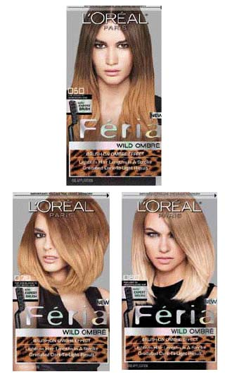 New loreal paris feria wild ombre hair kit photographs review overall solutioingenieria Image collections