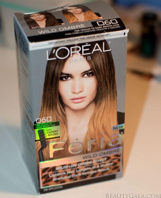 New loreal paris feria wild ombre hair kit photographs review the kit solutioingenieria Choice Image