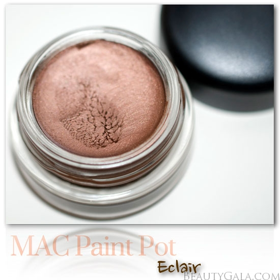 Baking beauties collection mac cosmetics pro longwear for Mac pro longwear paint pot painterly