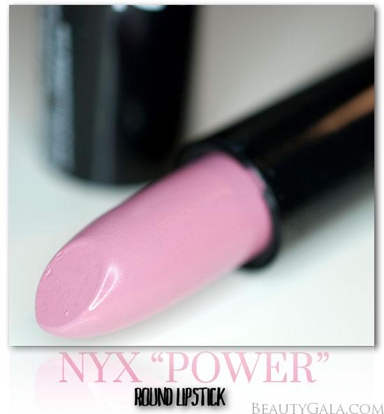 nyx round lipstick dupe mac