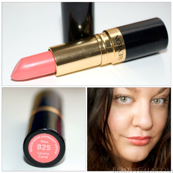 "Summer 2013: Revlon Super Lustrous Lipstick in ""Lovers"