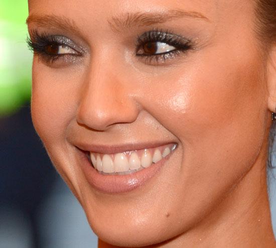 Jessica Alba S 2013 Met Gala Makeup Breakdown Amp Tutorial