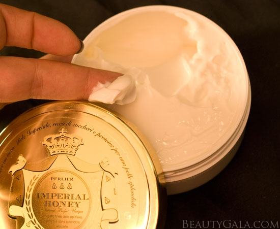 Nourish Your Skin with Perlier Imperial Honey Body Butter, Photographs & Review