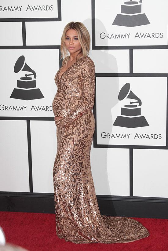 CA: 56th Grammy Awards - Red Carpet Arrivals