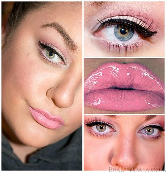 Valentine S Day Makeup Soft Romantic Pinks