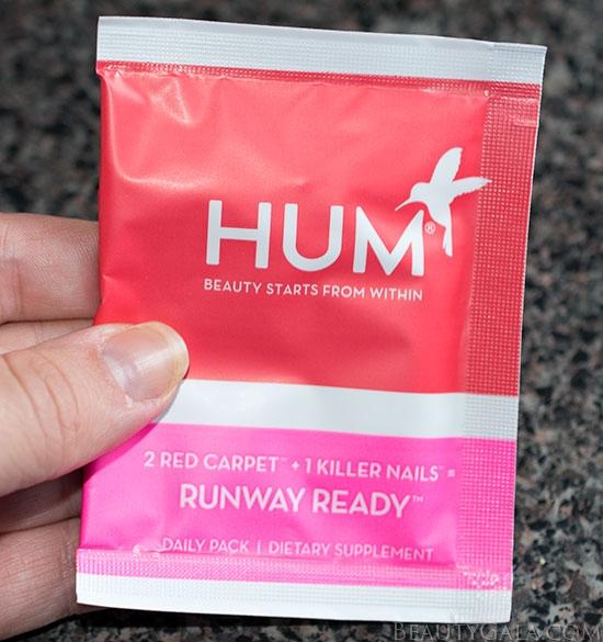 Hum Nutrition Runway Ready Vitamins Review