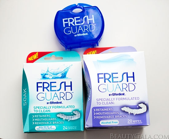 Fresh Guard by Efferdent Soak & Wipes Review