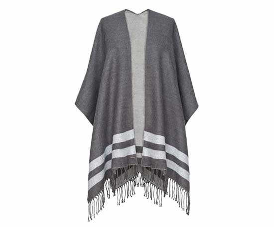 TOMS for Target Poncho