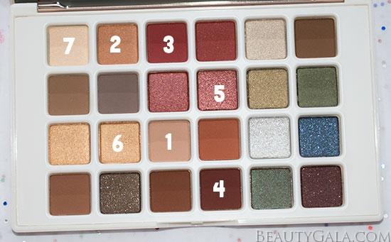 Sephora Facets of Marsala Palette