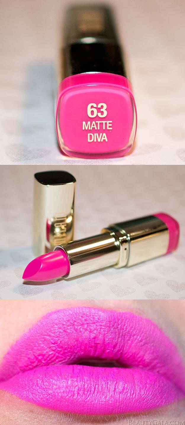 New for 2015 milani cosmetics matte lipstick swatches for Mac cosmetics diva lipstick