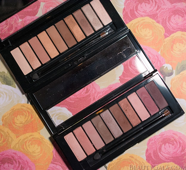 L'oreal La Palette Nude 1 Swatches & Review