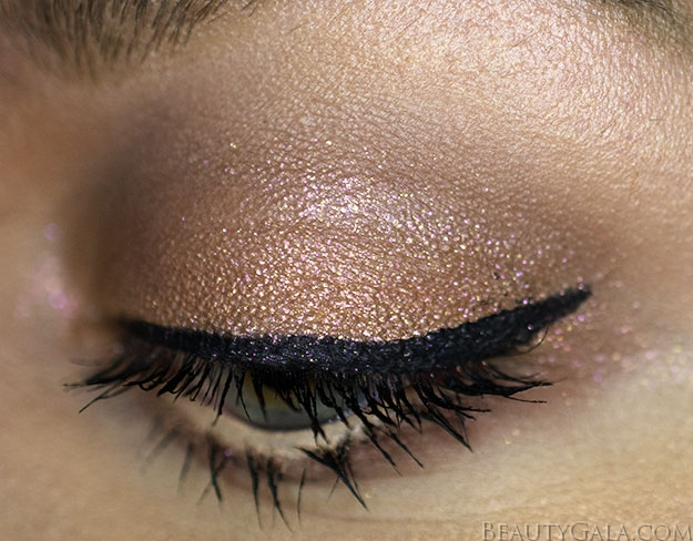 Nars Christopher Kane Outer Limits Eyeshadow Swatches