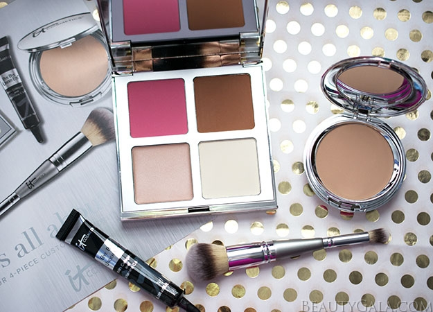 "QVC's Today's Special Value: IT Cosmetics ""It's All About You!"" Four-Piece Customer Favorites Collection"