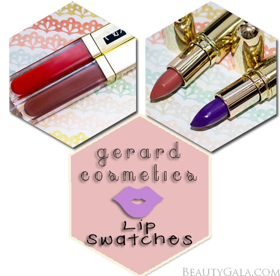 Gerard Cosmetics Color Your Smile Lighted Lip Gloss In