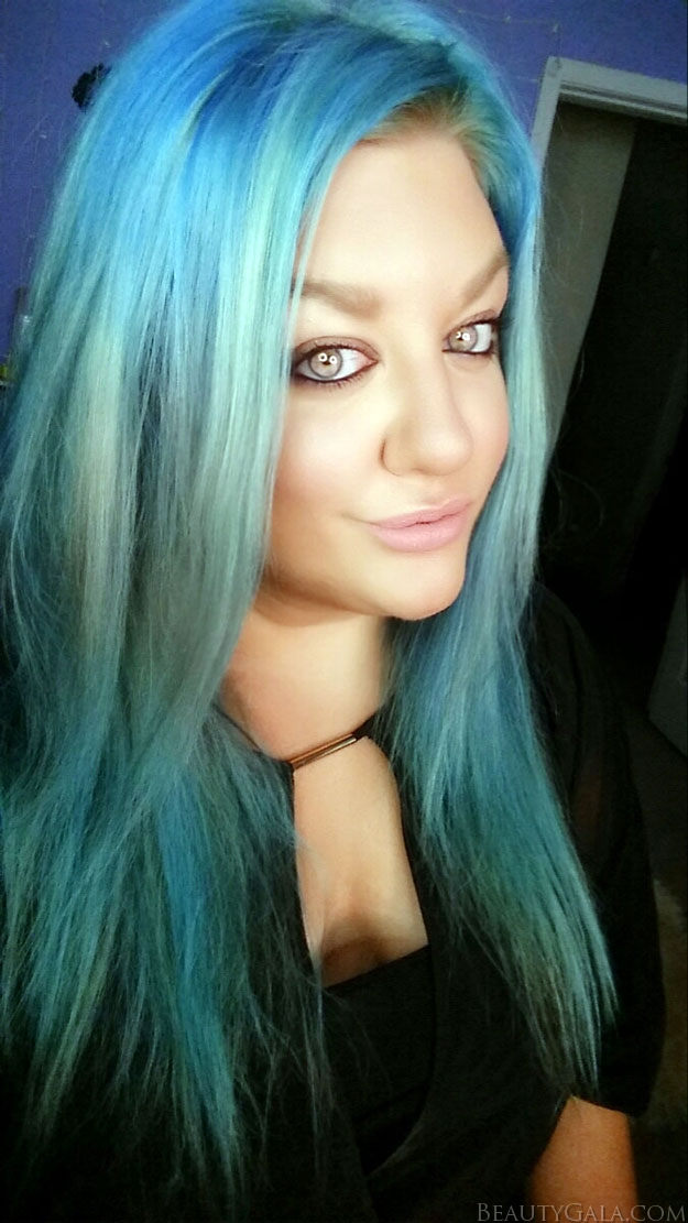 How To Get Blue Hair My Hair Journey