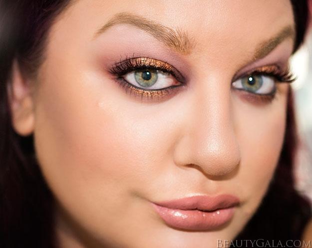Carli Bybel Palette Makeup Look Tutorial