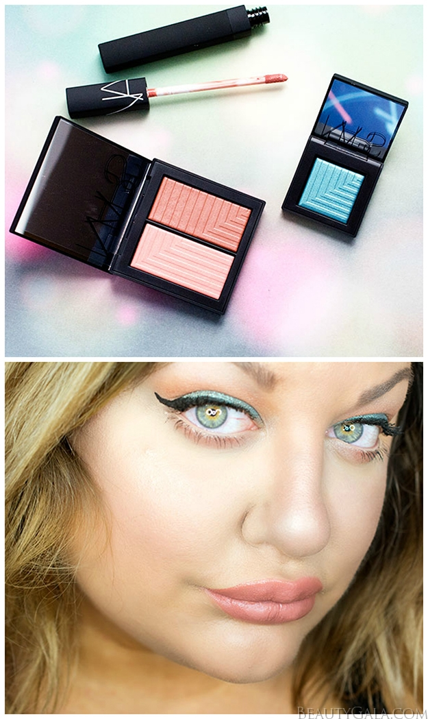 "NARS Summer 2016 ""Under Cover"" Collection: Swatches, Review, & Makeup Look"