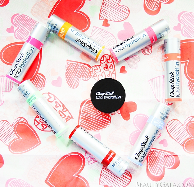 ChapStick® Total Hydration Line at Target // $25 Target Gift Card GIVEAWAY!