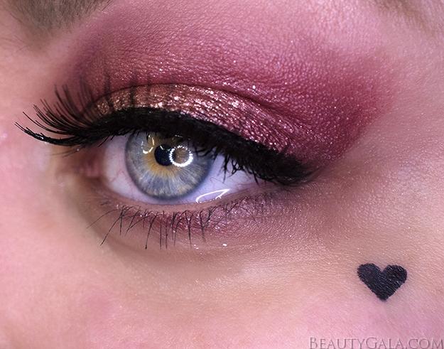 Valentine's Day Makeup Look featuring Milk Makeup Tattoo Stamp