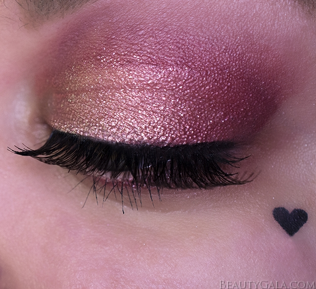 Valentines Day Makeup Look Featuring Milk Makeup Tattoo Stamp