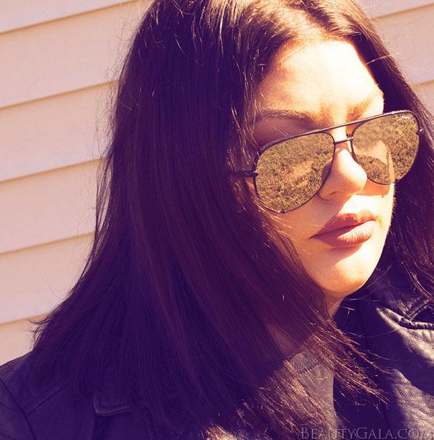 Anastasia Ashton, quay high key sunglasses