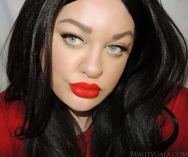Christmas Makeup Look Mac Cosmetics