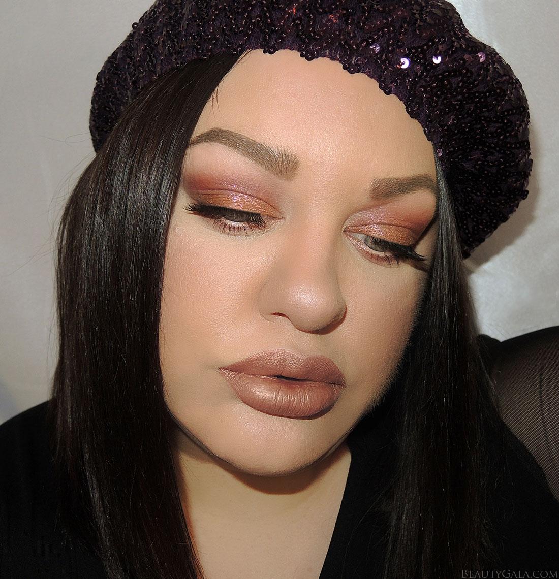 nars wanted eyeshadow palette, nars wanted palette, mac quartzette, mac retro matte, mac retro matte metallic