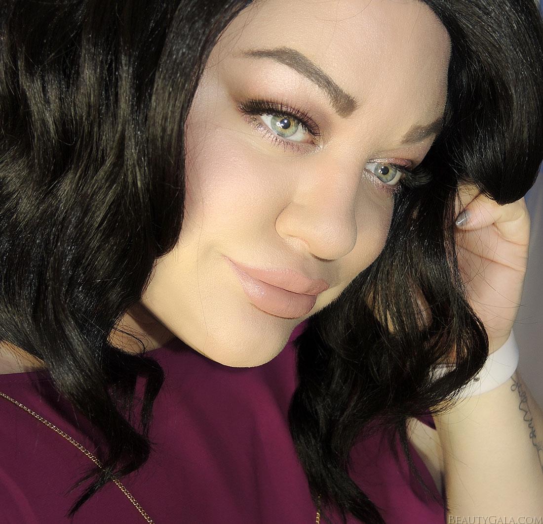 maybelline gigi hadid, maybelline gigi hadid west coast glow palette, valentine's day makeup