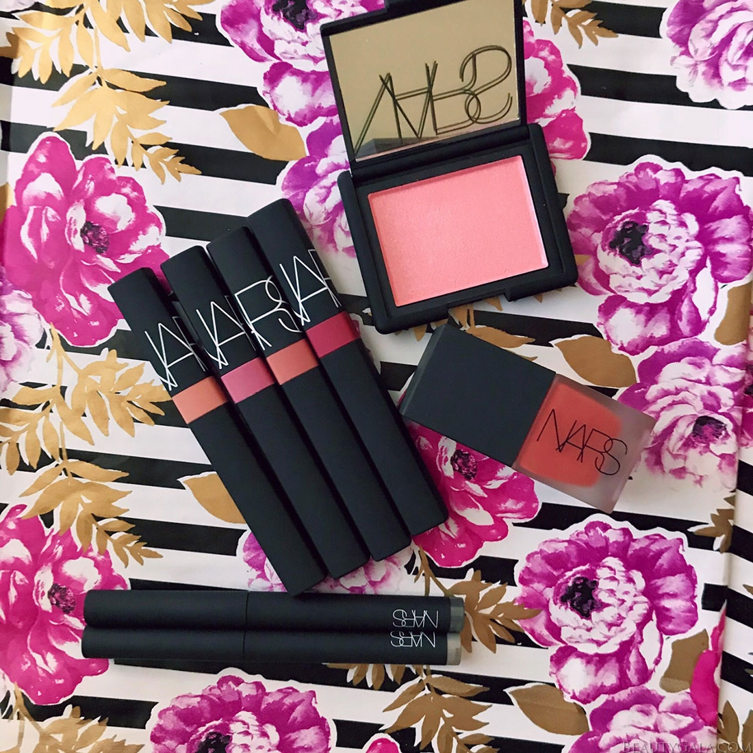 nars spring 2018, nars spring, nars spring collection, nars spring it on