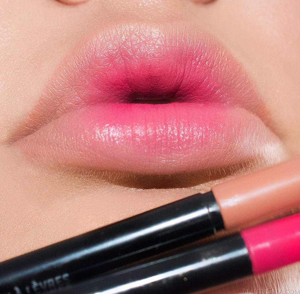 How To Get The Blurred Lip Trend / Popsicle Lips